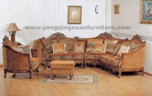 Classic Fabric Sofa -1126