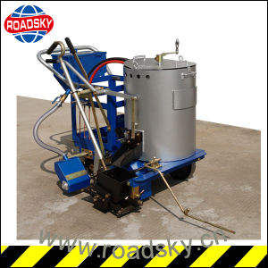 Hot RS-1 Hand Push Thermoplastic Road Marking Machine for Sale pictures & photos