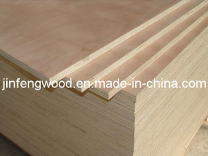 1220*2440mm Furniture Grade E1 Commercial Plywood / Film Plywood / Fancy Plywood pictures & photos