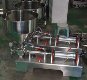 Ointment/Cosmetic Piston Filler (DGF) pictures & photos
