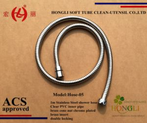 1m Stainless Steel Flexible Shower Hoses pictures & photos