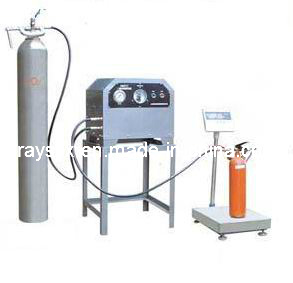 CO2 Fire Extinguisher Filling Machine pictures & photos