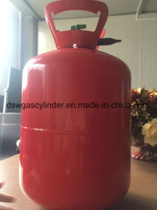 13.4L with 2.7MPa Disposable Helium Cylinder Color Balloons pictures & photos