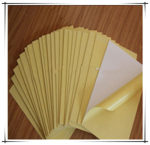 Wedding Album Inner Page Self Adhesive PVC Sheet pictures & photos