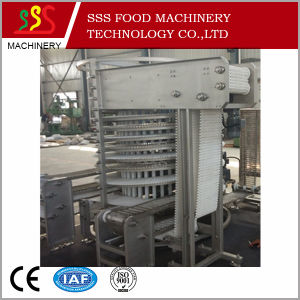 IQF Spiral Blast Freezer for Sea Food (Shrimp) pictures & photos