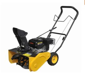 Single Stage Snow Blower 4.0HP/ Manual Snow Thrower with CE/EPA/Euro-2
