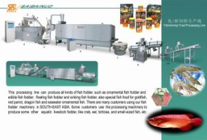 Floating Fish Feed Machine (SLG) pictures & photos