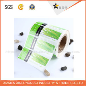 Professional Factory Custom Design Hot Sale Label Sticker pictures & photos