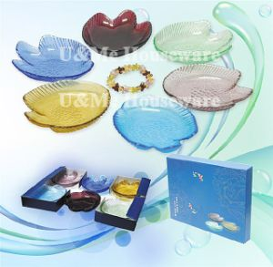 Glass Dish / Tableware (HD1410)