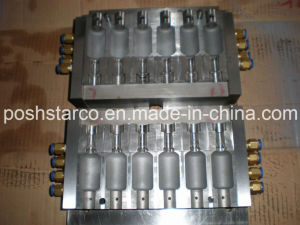 Injection Blow Mould Blow Parts PS-M-6IBM