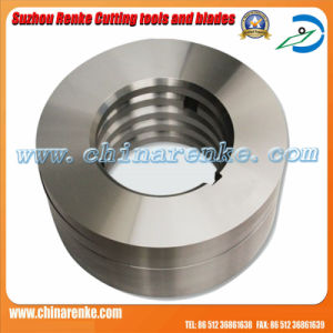 High Speed Steel Slitting Machine Slitting Blades pictures & photos