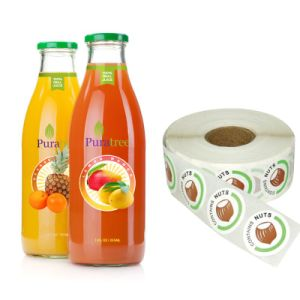 Water Resistant Sticker, Waterproof Label, Bottle Labels pictures & photos