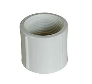 PVC Plastic Female Coupling / PVC Fitting Coupling / Coupling pictures & photos
