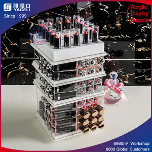 Fashionable Clear Acrylic Lipstick Display pictures & photos