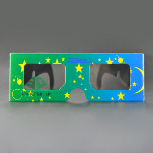 Paper Circular Polarized 3D Glasses (SNCPL 014)