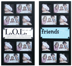 Wall Gallery Wood Photo Frame (PF-00184)