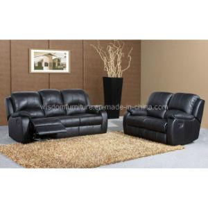 Living Room Sofa, Recliner Sofa (R-3026)