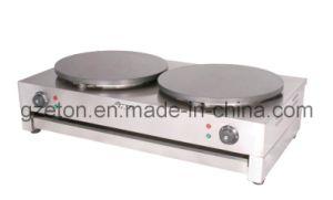 Crepe Maker Double (Electric and Gas) (ET-BJ-1, ET-RBJ-1) pictures & photos