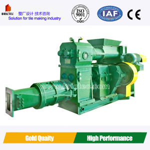 Clay Tile Brick Vacuum Extruder with Advanced Technology pictures & photos