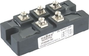 Three Phase Bridge Rectifier (DF200A1600) pictures & photos