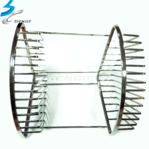 Hardware Stainless Steel Metal Bathroom Display Shelf Stand pictures & photos