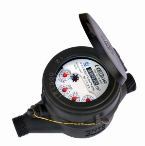 Multi Jet Water Meter (MJ-LFC-F5 Plastic) pictures & photos