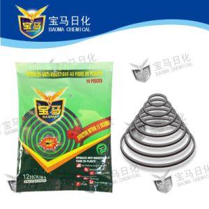 Baoma Premium Fiber Plant Mosquito Coil pictures & photos
