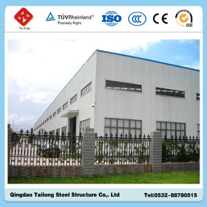 Prefabricated Steel Frame Structure Building / Warehouse pictures & photos