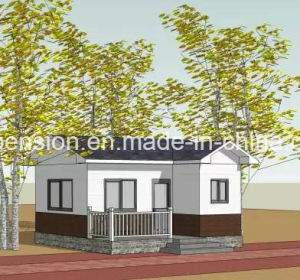 Quick Installation High Quality Mobile Prefabricated/Prefab House /Villa for Hot Sale pictures & photos