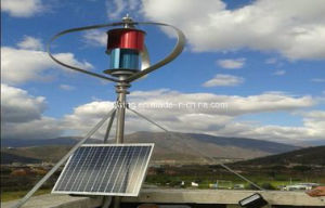 Magnetic Wind Power Generator 1000W for Home Use (200W-5KW) pictures & photos