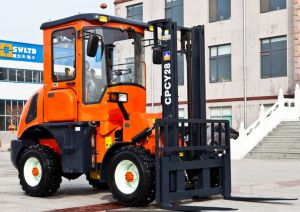 New 2.8 Ton Rough Terrain Forklift pictures & photos