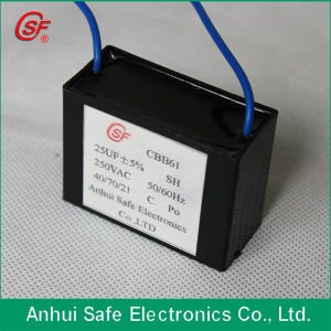 Cbb61 Sh Fan Capacitor 3.5UF 450VAC pictures & photos