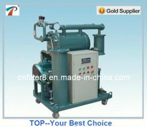 Portable Vacuum Transformer Oil Filtration Machine (ZY) pictures & photos
