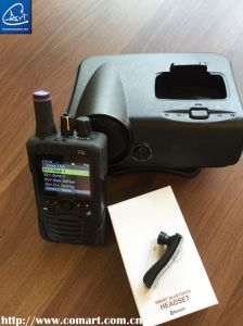 Waterproof and Dustproof Digital Fire Pager with Bluetooth for Fire Department Fire Fighting