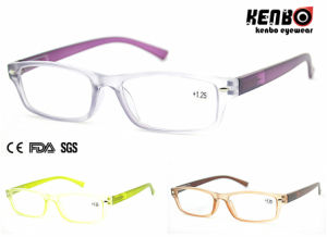Popular Fashion Reading Glasses, CE FDA Kr5197 pictures & photos