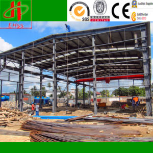 China Prefabricated Galvanized Steel Structure Warehouse pictures & photos