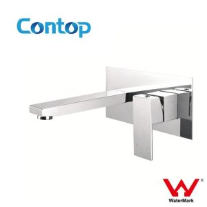 Watermark Approval Wall Mounted Basin Mixer/Bath Faucet pictures & photos