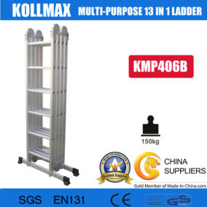 Multi-Purpose Ladder 4X6 (Strong Hinge version) pictures & photos