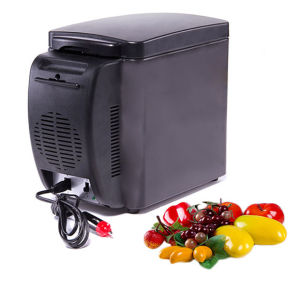 Innovative Mini Fridge 6 Liter with DC12V, AC100-240V for Cooling and Warming pictures & photos