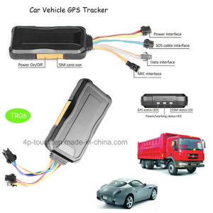 2017 Car/Motorcycle Vehicle GPS Tracker Device (TR06) pictures & photos