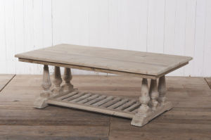 Simplicity and Delicate Coffee Table Antique Furniture-MD02-125 pictures & photos