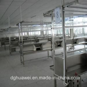 Painting Line for Stainless Steel Table