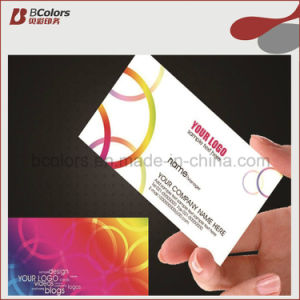 Custom Professional Business Cards/ Promotional Cards pictures & photos