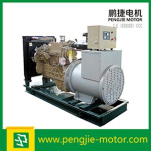 100kw Open Type Portable Diesel Generator Water Cooled Marine Diesel Generator pictures & photos