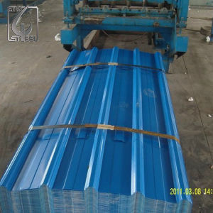 Colors Coated 15/5 Steel Roofing Material for Construction pictures & photos