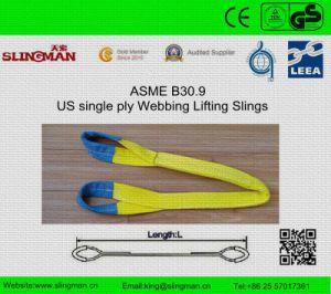 En1492-1 Flat Webbing Sling pictures & photos