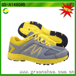 China Women Running Sport Shoes Factory GS-A14804 pictures & photos