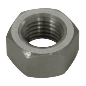 Ss321 ISO 4032 Stainless Steel 1.4541 Hex Nut pictures & photos