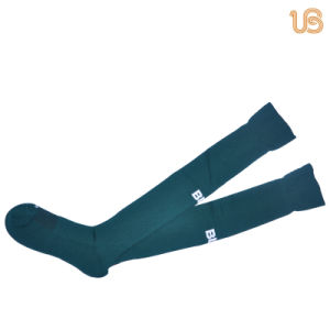 Solid Color Nylon Football Sock pictures & photos