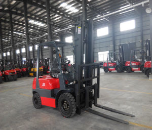 Niuli Best Sell Diesel Forklift with Certificates pictures & photos